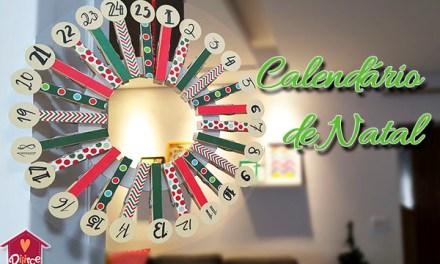 Calendário do Advento: Faça a contagem regressiva para o Natal