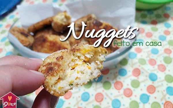 Receita de nuggets caseiro: em casa é mais gostoso!