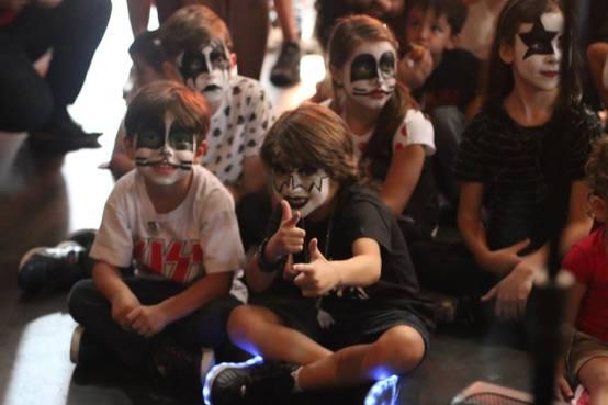 show de rock para crianças no ABC