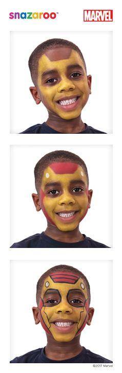Maquiagem de carnaval para crianças: passo a passo fácil de fazer