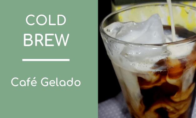 Cold Brew: Como fazer café gelado