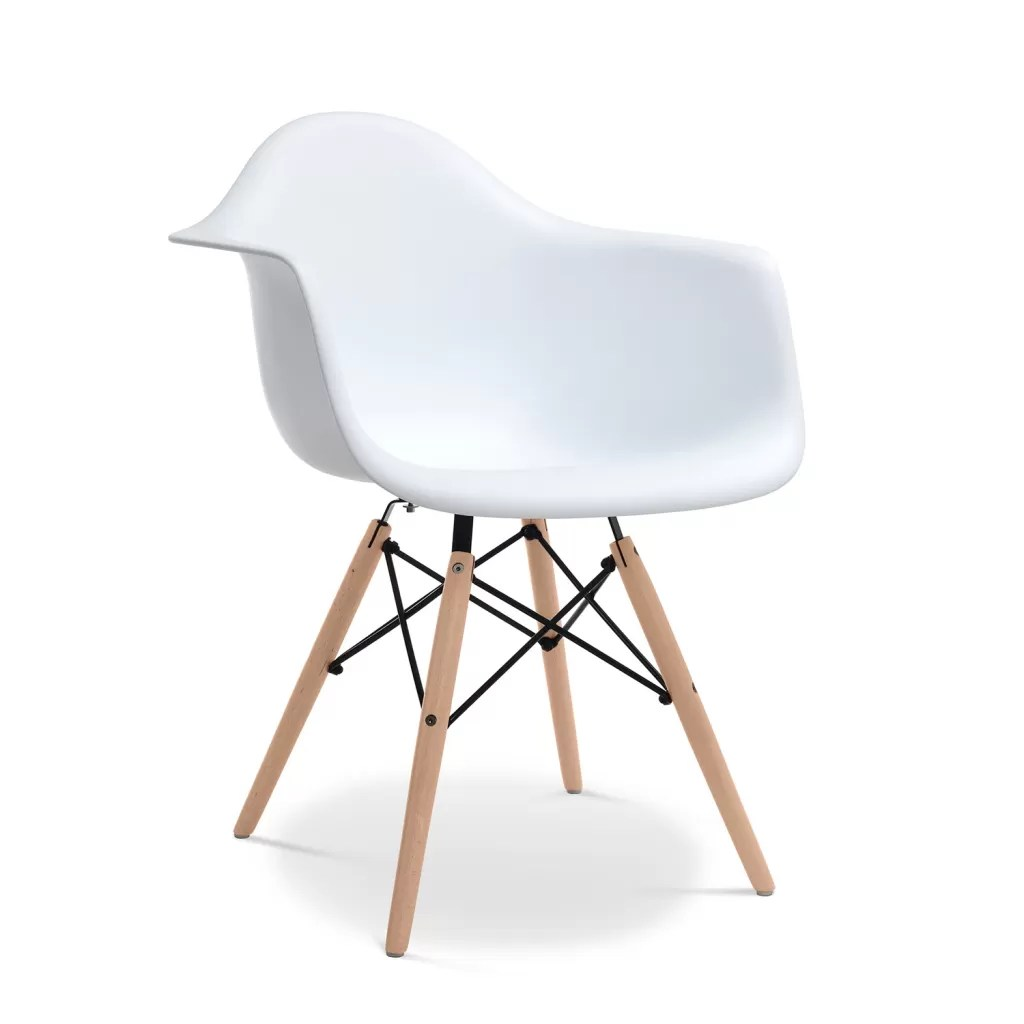 Plastic Clear Chair Plastic Daw Chair Replica Eames Vitra Cheap Diiiz