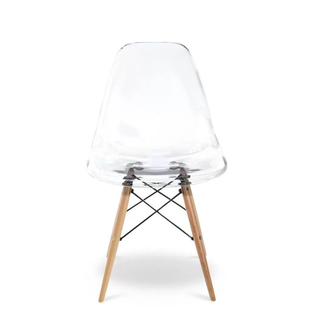 Plastic Clear Chair Dsw Chair Replica Eames Cheap Diiiz