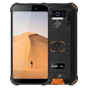 Oukitel WP5 Iskunkestävä älypuhelin 8000 mAh mustaoranssi