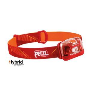 Otsalamppu Tikkina punainen Petzl 250lm Hybrid