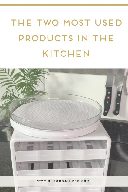 THE TWO MOST USED PRODUCTS IN THE KITCHEN by Di is Organized - Professional Organizer in Baltimore, MD