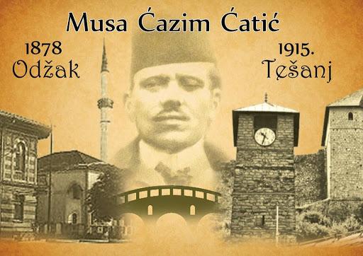 Musa Ćazim Ćatić (1878.-1915.)- Povijest moje otadžbine