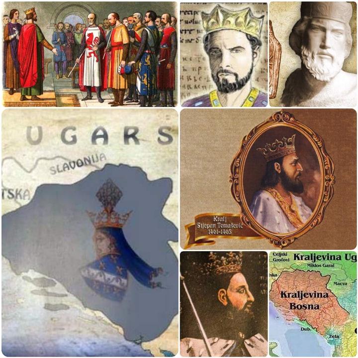 Rodoslovlje Bosanske dinastije Kotromanića