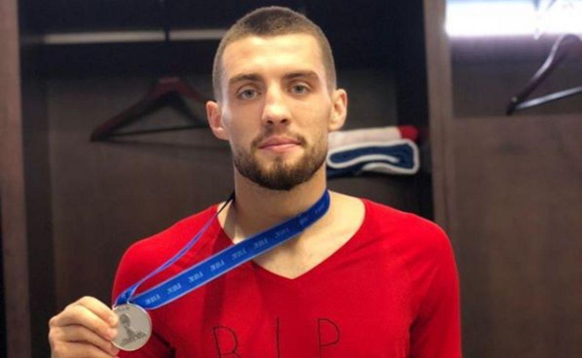 Hrvatski reprezentativac srebrenu medalju posvetio umrlom igraču iz BiH