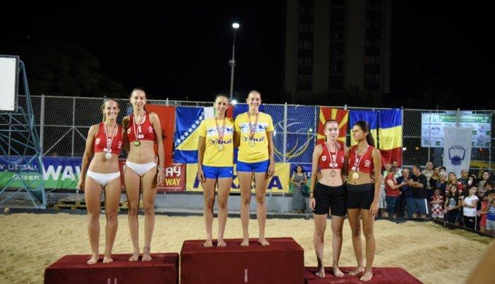 Prvo zlato za Bosnu i Hercegovinu u odbojci na pijesku