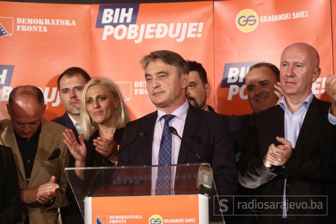 BiH / Načelnici općina SBK reagirali na tvrdnje da je Komšić nepoželjan u ovom kantonu