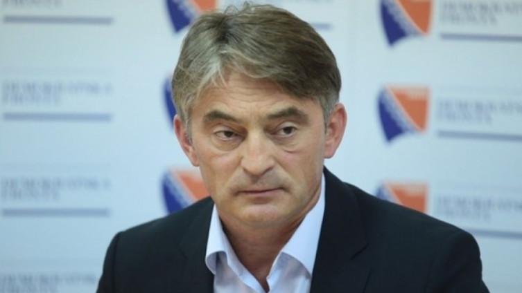 Komšić: Predsjednik sam i Draganu Čoviću