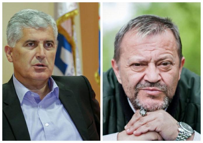Dragan Čović je išao više puta Vučiću i Dodiku na noge nego na mise u crkvu. Fašistima smeta što navijamo za Đokovića i hrvatsku reprezentaciju