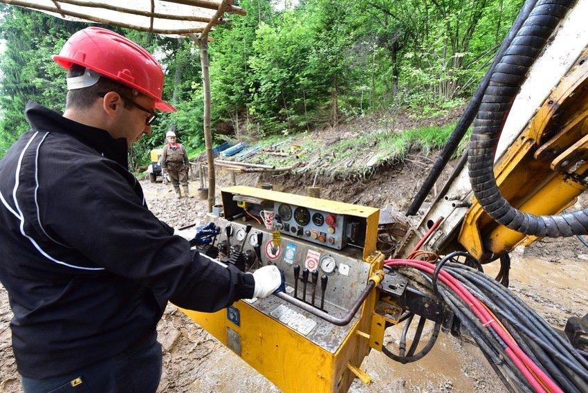 Kod Vareša na dubini od 72 metra pronađena nova ležišta zlata i srebra
