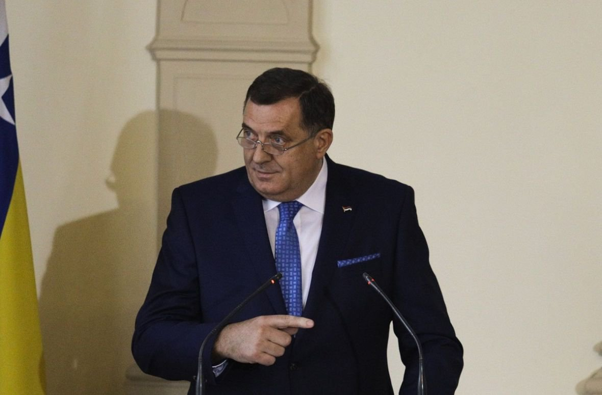 BiH / Dodik: Odvojiti se prvom prilikom, naša sloboda je sa Srbijom, BiH je tamnica