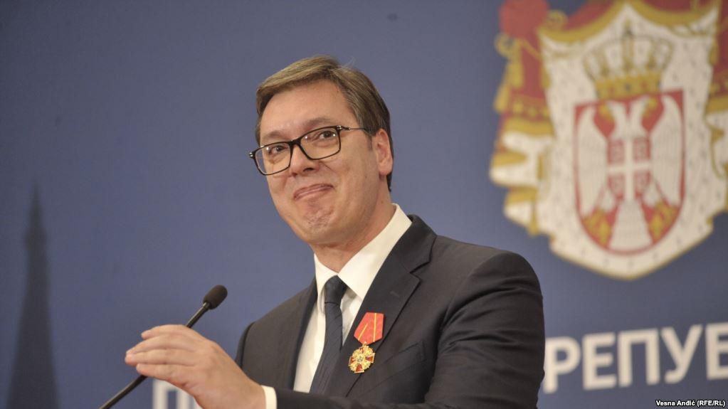 Tramp Vučiću: Priznanje Kosova je put ka еvrointеgraciji