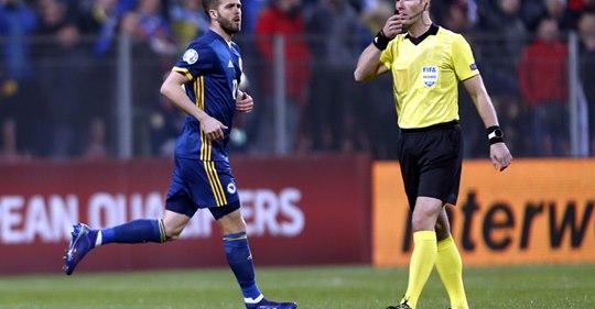 Miralem Pjanić će ipak igrati protiv Italije
