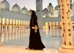 Severinina fotografija iz džamije uz bajramsku čestitku oduševila fanove