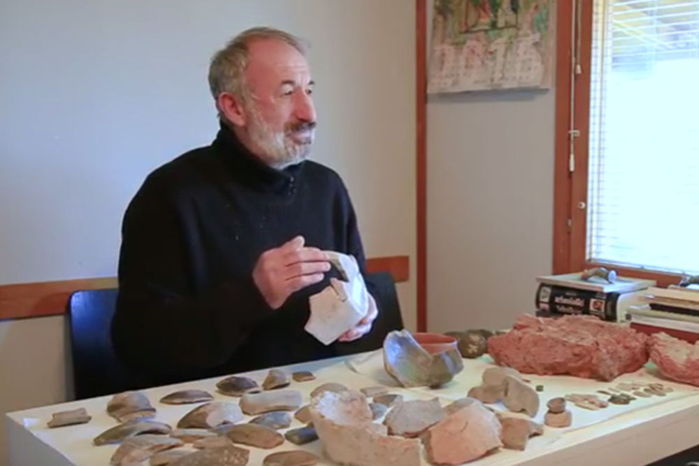 Dragan Janković, arheolog  koji se zaljubio u Vinču