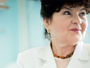 Dr Danica Cvetković, doktor zapadne i istočne medicine