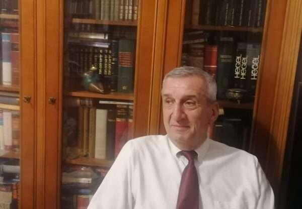 Radivoj Radić, Srbi danas  i  nekada