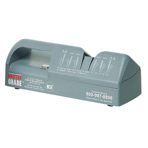 Master Grade Grey Metal Heavy-duty Electric Knife Sharpener - 13l X 5d 4 1 2h