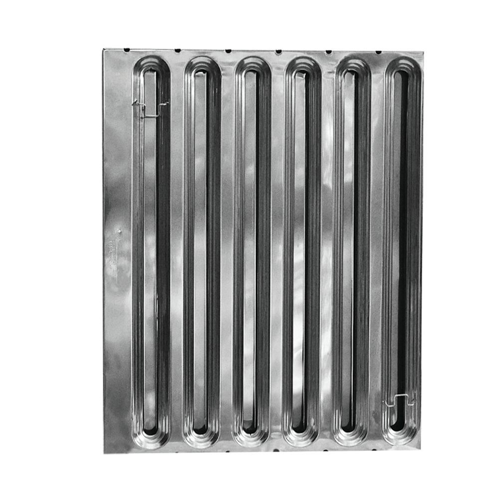 kitchen hood filters refurbished table kason trapper stainless steel filter cooking 16x16