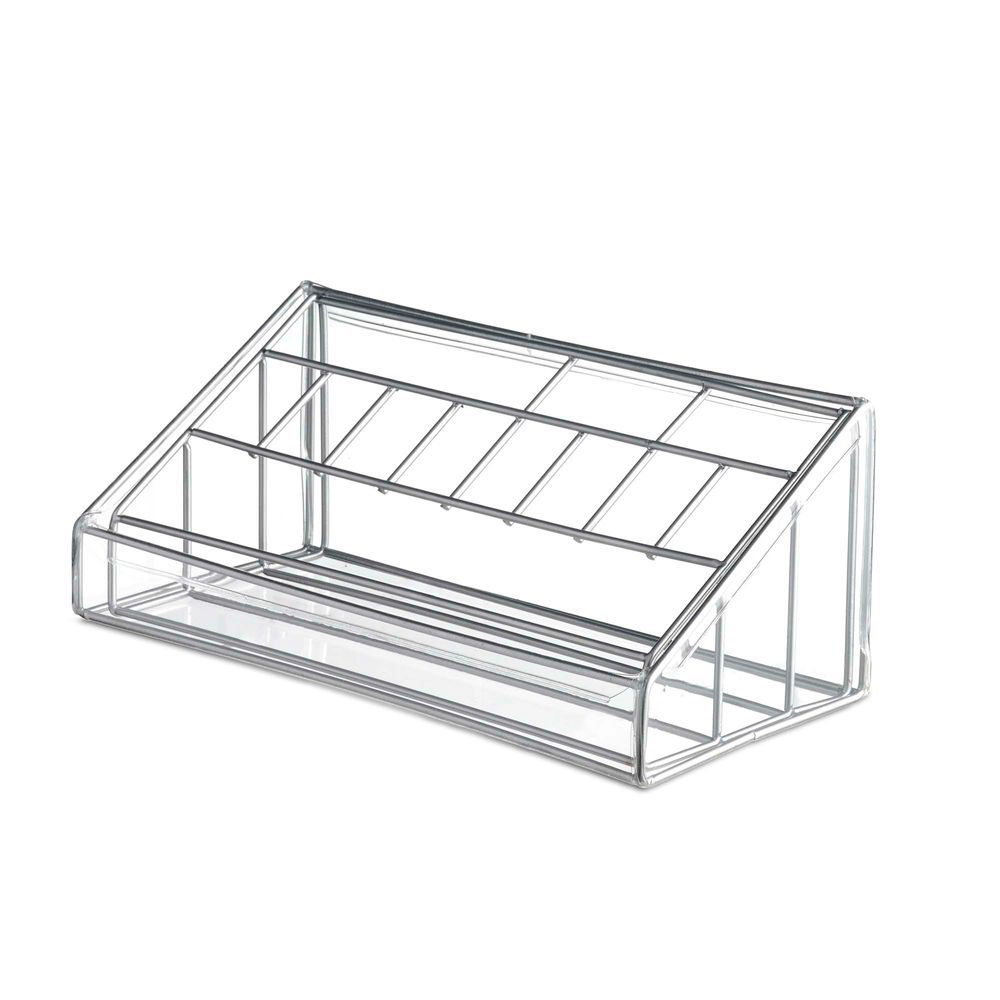 Clear Flip Up Label Holders