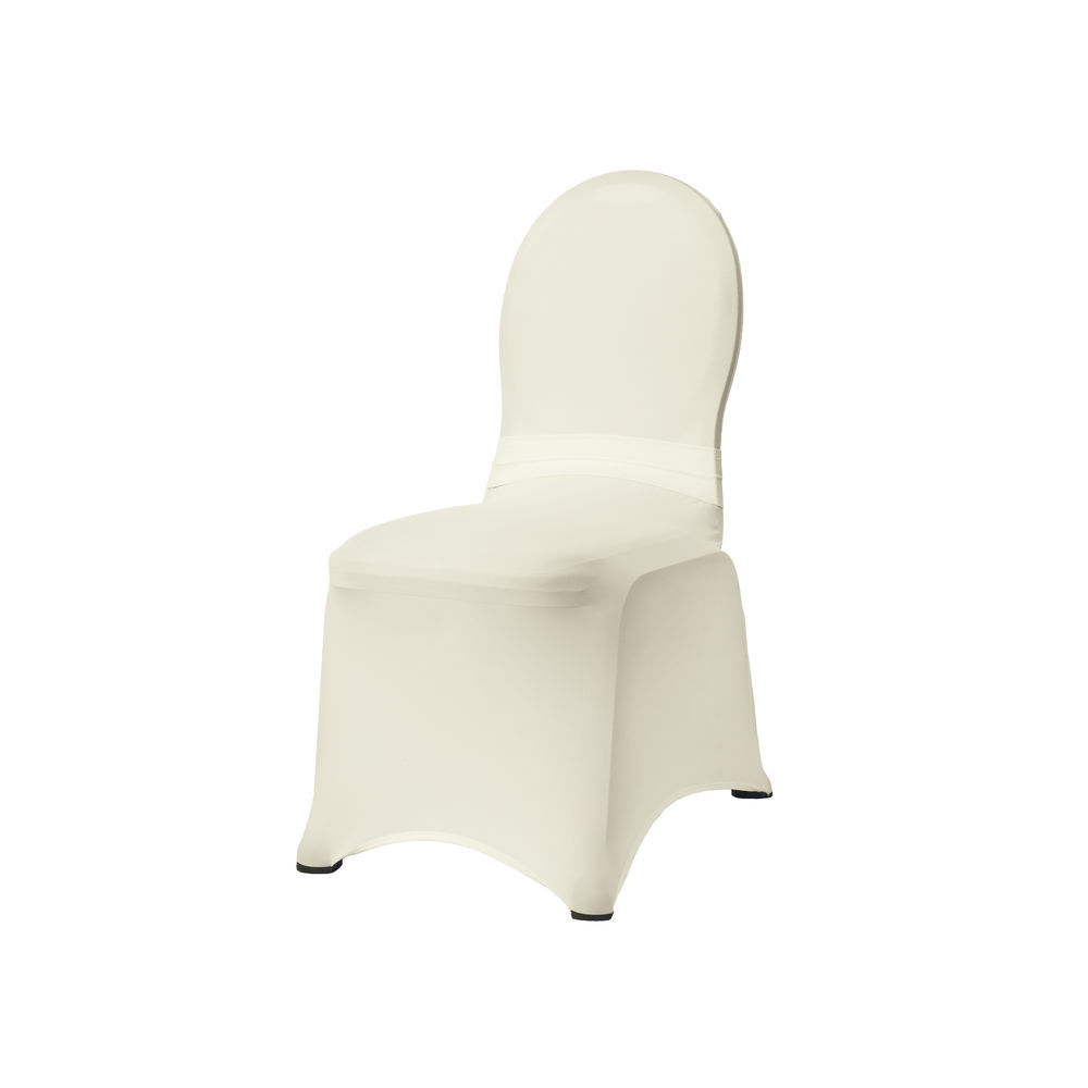chair covers ivory reclining accent chairs sculptware fitted cream spandex premium cover savings available