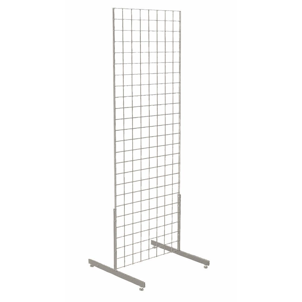 H-Style Mobile Grid Display, Birch