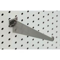 6-Inch Pegboard Shelf Bracket