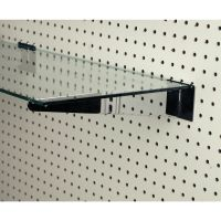 14 Pegboard Shelf Bracket Chrome