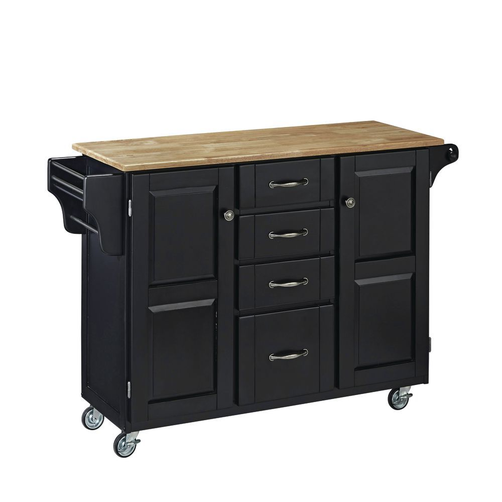 Large Mobile Kitchen Cart