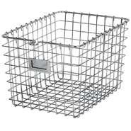 Chrome Display Basket, 9