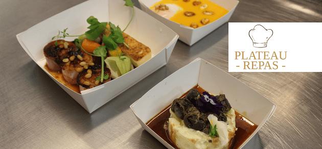 Livraison de plateau repas pour les entreprises ou les particuliers