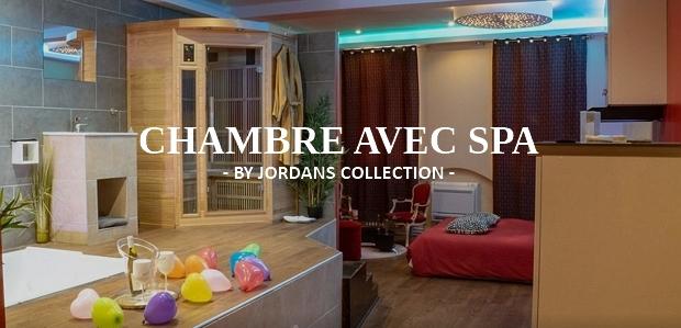 Chambre avec Spa en plein cœur de Dijon