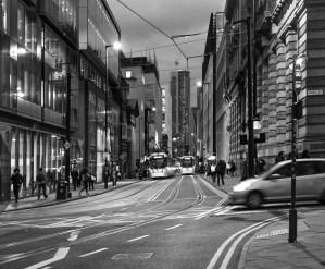 Manchester/Black & White
