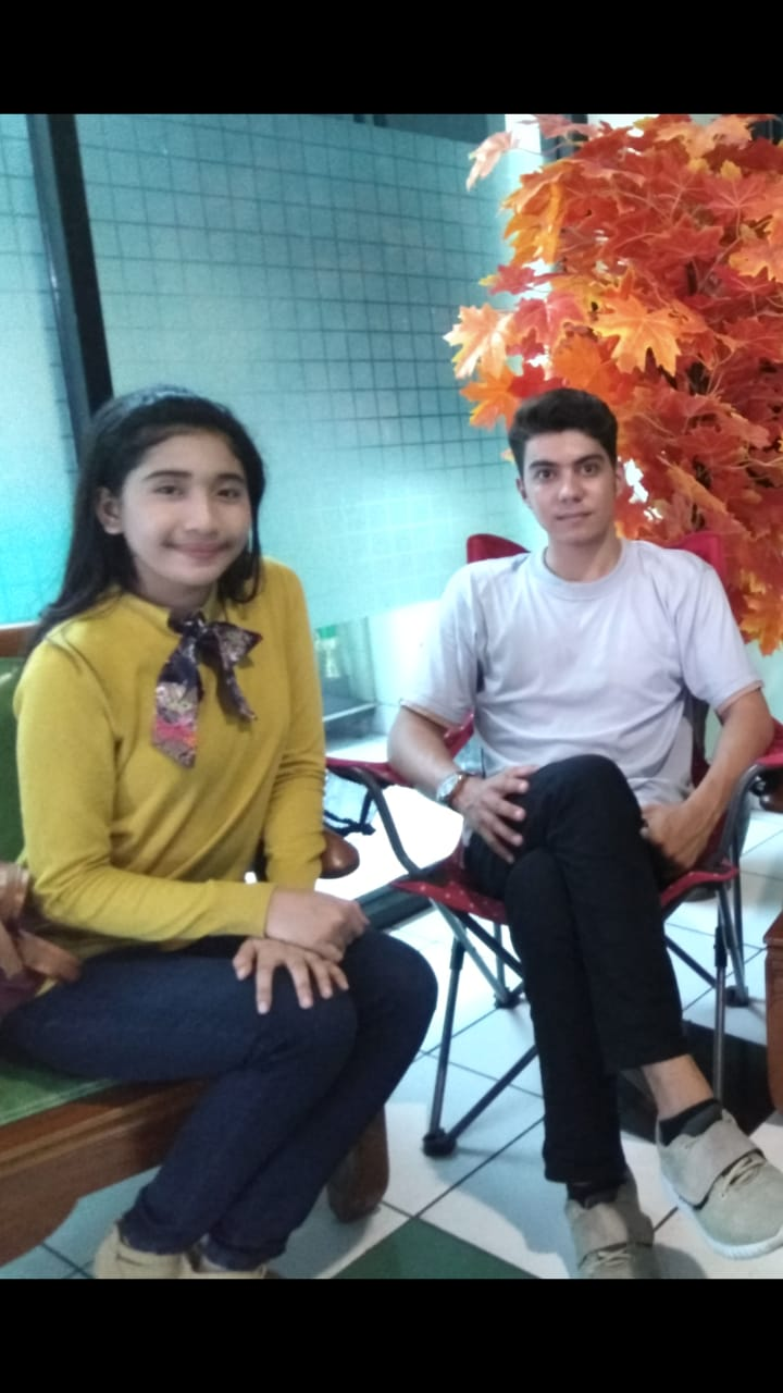 "Erza Chintya Dewi Berakting di Layar Lebar ""Trah 7"""