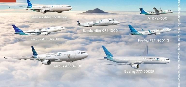 Penjelasan Garuda Indonesia Soal PHK Sejumlah Pilotnya