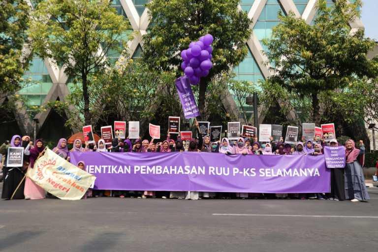 Agar DPR Keluarkan RUU P-KS Dari Prolegnas Selamanya Didukung Aliansi Cerahkan Negeri