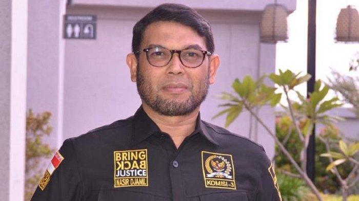 Anggota Komisi IIIPemalsuan label SNI Negara Rugi Triliunan, Proses Hukumnya Mandek