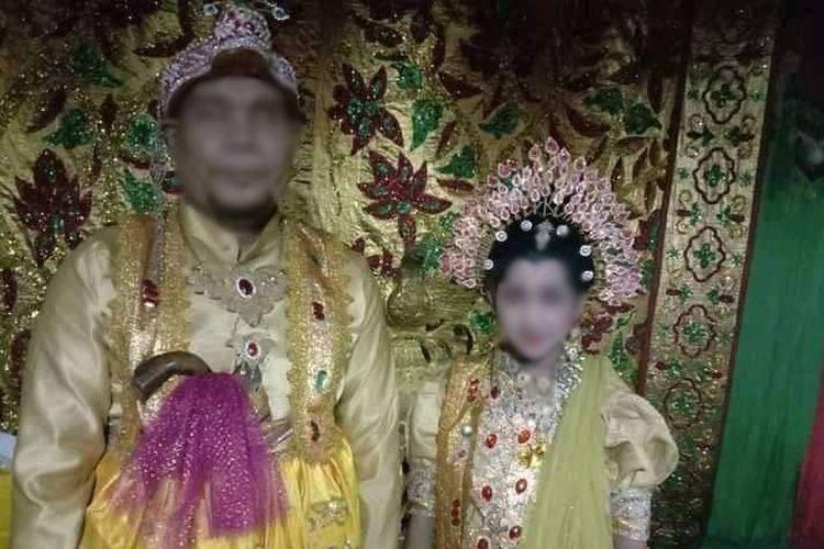 Polisi Tetapkan Baharuddin Tersangka Dalam Kasus Pernikahan Dibawah Umur di Pinrang