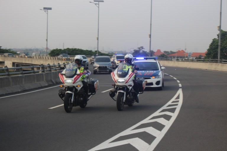 "Polresta Bandara Soetta Gencar Cegah Covid 19 Dengan ""Corona Mobile Patrol"""