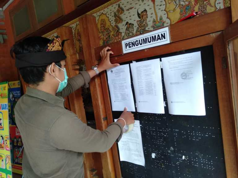 28 Lolos Administrasi Lelang Jabatan Eselon II B di Lingkungan Pemko Denpasar
