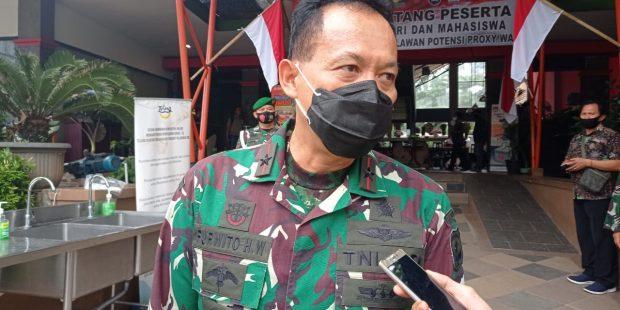 Danrem 052 Wijayakrama Menegaskan, Proxy War Sangat Berbahaya Dapat Memecah Belah dan Merusak Bangsa Indonesia