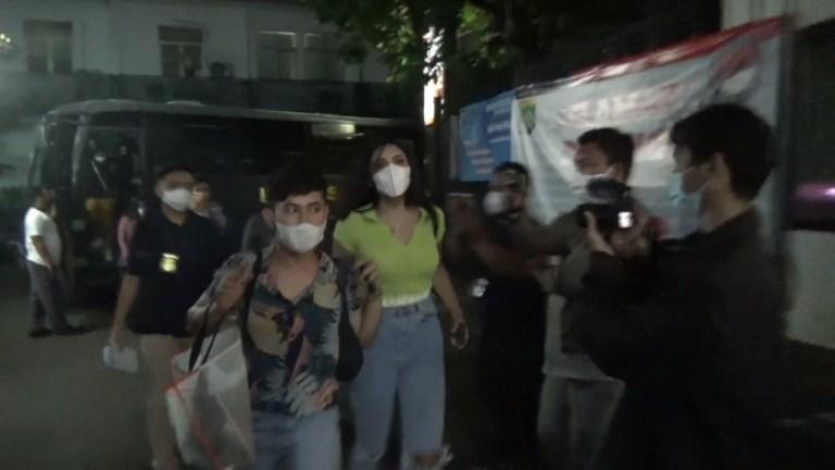 Waduh…! Tak Jera, Selebgram Millen Cyrus Kembali Diamankan Polisi Karena Narkoba