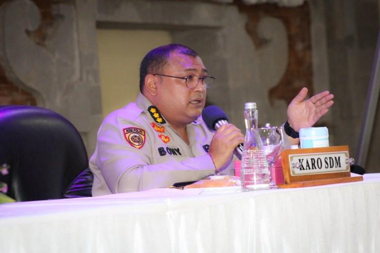 Rekrutmen Polri TA 2021, Wakapolda Bali: Jangan Coba-Melakukan Kecurangan