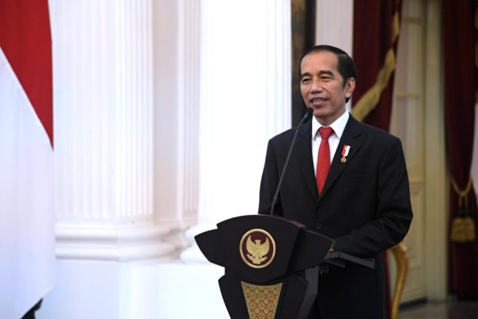 Presiden Jokowi Menantikan Kintribusi Semua Pihak Membangun SDM Indonesia Unggul