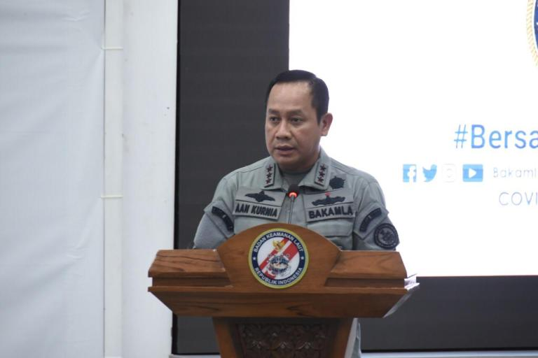 Bakamla RI Dipimpin Laksdya TNI Aan Kurnia Menoreh Berbagai Prestasi dan Apresiasi