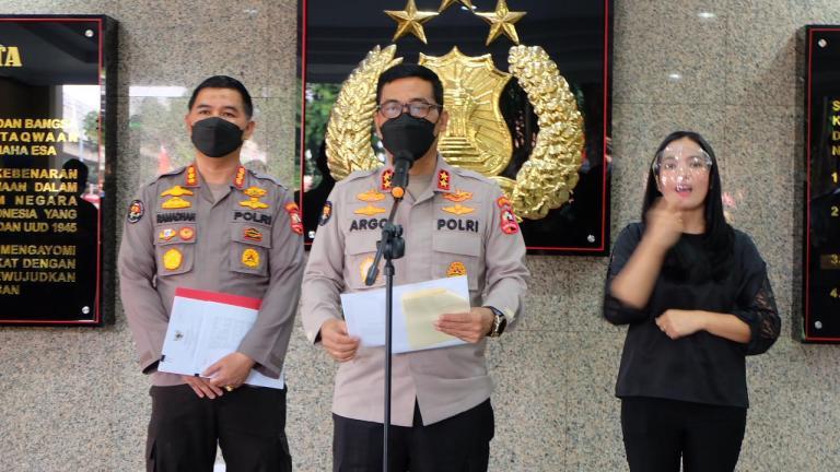 Kapolri Gelar Operasi Aman Nusa II Lanjutan untuk Terapkan PPKM Darurat